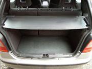 Laderaumabdeckung für Mercedes A-Klasse W168