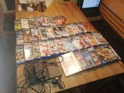 Verkaufe Playstation 2 Spiele