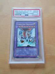 Yugioh CRV-EN036 Cyber End Dragon