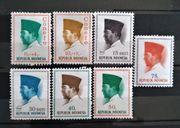Republik Indonesia 1966 Präsident Sukarno