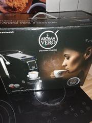 AROMA VERO Kaffee-Tee Kapselmaschine mit