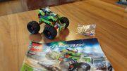 LEGO Racers neuwertig