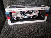 Modellauto BMW CSL Hommage 1