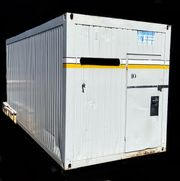 Baucontainer Baustellen Büro Garten Container