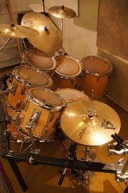 Schlagzeug Sonorlite 6-tlg tadelloser Zustand