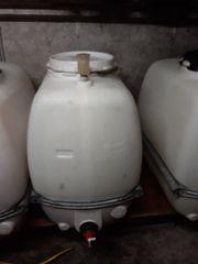 Tank für Most-Wein oder Maische