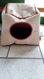 Nicht benutzte Katzenhöhle für Innenbereich