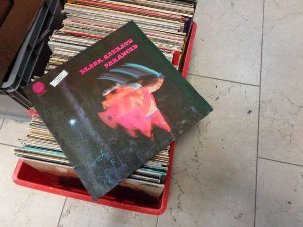 250 Rock Pop Schallplatten Vinyl