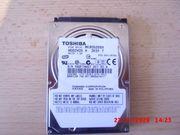 Notebook 80GB Toshiba MK8052GSX HDD2H05