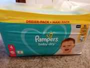 Pampers Baby dry Gr 4
