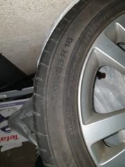 Fiat Qubo Reifen