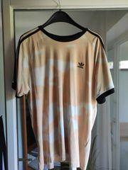 adidas originals t-shirt camouflage xl