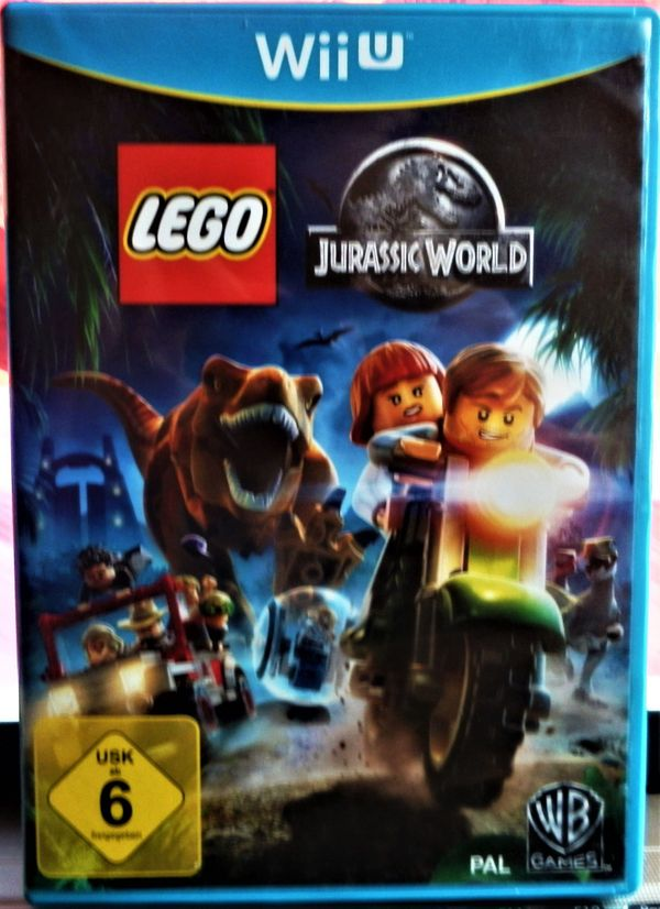 Wii U Spiel LEGO Jurassic