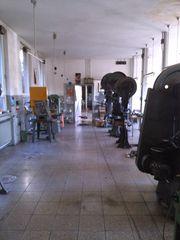 Maschinen Stanze Presse Compresor Brenn