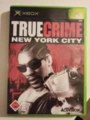 True Crime New York Xbox