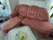 WECO Sofa mit Motor-Ottomane mech