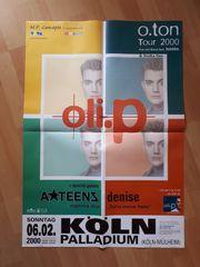 Oli P Original Tourplakat 06
