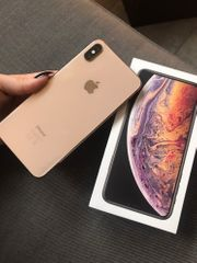Iphone XS Max gold 265GB
