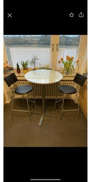 Tisch Bartisch Hochtisch Billsta Ikea