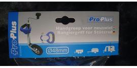Zubehör und Teile - NEU Rangiergriff für Stützrad O 48mm