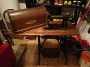Singer Nähmaschine Klasse 66 historisch