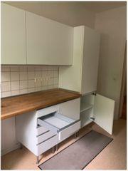 Einbauküche mit Elektroherd BOSCH zu