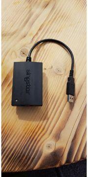 USB Konverter für Singstar Mikrofone