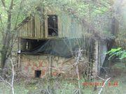 Haus in Ungarn Puszta auf