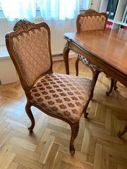 Warring Esstisch mit Stühlen