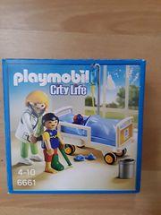 Playmobil Krankenbett 6661