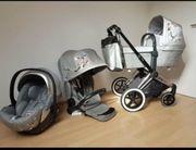 Kinderwagen Cybex Priam Koi Komplett