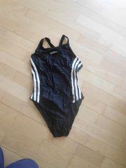Vintage adidas Kinder Mädchen Badeanzug