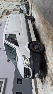 Mercedes Benz Sprinter 219 CDI