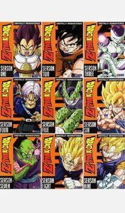 Dragonball Z komplette Staffel 1-9