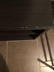 Sideboard schwarzbraun zu verschenken