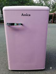 Kühlschrank pink Retro-Design