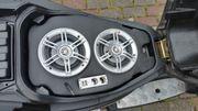 Lautsprecher mit Verstärker für Peugeot