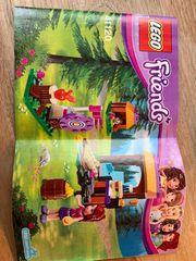 Lego Friends 41120 Abenteuercamp Bogenschießen