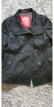 Esprit Jacke schwarz Größe XL