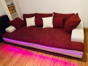 Kaum genutztes Big Sofa
