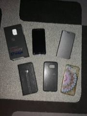 Samsung S7 edge mit Cover