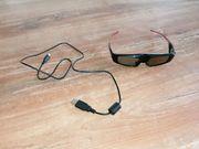 3D Brille Marke Panasonic TY-EW3D3
