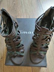Riemchen Sandale Gr 39