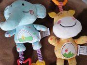 Hänge-Activity-Spielzeug Elefant Rentier