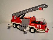 Playmobil Feuerwehr - Leiterfahrzeug