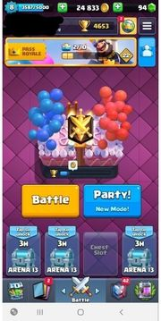 CR LVL 8 Name änderbar