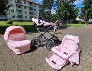 Kinderwagen 3 set