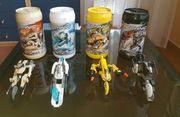 Robo Rider Bionicle Figuren inkl