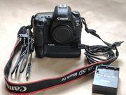 Canon Fotoausrüstung zu verkaufen
