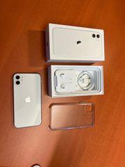 iPhone 11 64GB white mit